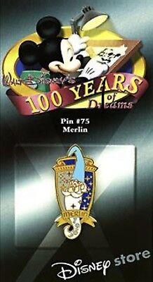 Pin #71 Week 10 Disney 100 Years of Dreams Pins