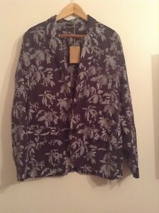 Elegant 100 Blezer Jacket Men's Casual Paul Auth Rever Smith L Bnwt UYnP1SCWqS