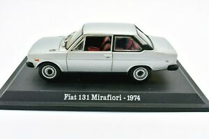 Model-Car-Fiat-131-Scale-1-43-diecast-modellcar-Static-vehicles-Story