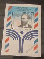 BRD Briefmarken 1991 Block 24 Europäische Luftpostausstellung Postfrisch