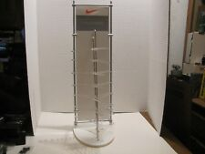 Nike 8 Pair Glasses Sunglasses Frame Acrylicmetal Display Stand With6 Paper Inser