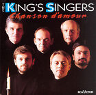Chanson d'Amour by King's Singers (CD, Mar-1993, RCA Victor)