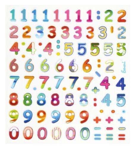 Hobby Design Sticker *Design Zahlen* 3452384 NEU
