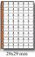 fogli-SINGOLI-per-raccoglitore-UNI-MasterPhil-rinforzati-collezione-monete miniatura 2