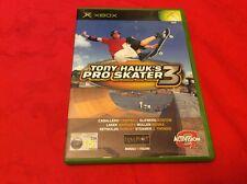 TONY HAWK PRO SKATER 3 - ita - XBOX Pal - prima stampa 2002 - COMPLETO