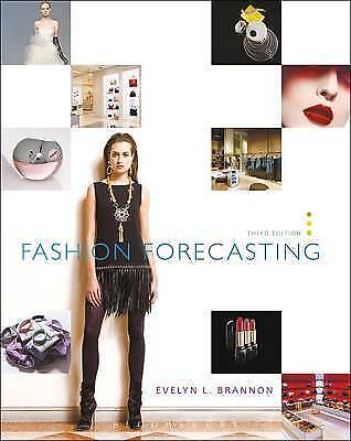 1 of 1 - Fashion Forecasting, 3rd Edition by Brannon, Evelyn L.