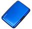 miniatuur 9 - RFID-Aluminium-Brieftasche-Kreditkartenhalter-Kartenetui-Metall-ID-Etui-Amadeus