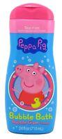 Peppa Pig Bubble Bath 24 Ounce Bubble Gum