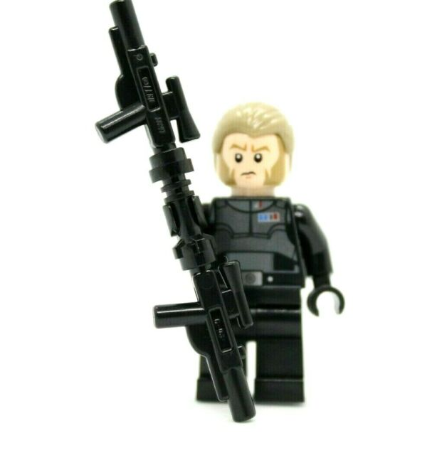 NEW Lego 75083 Star Wars AGENT KALLUS Minifigure w// Blasters Gun