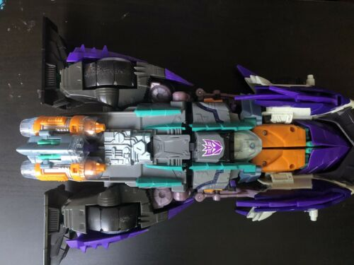 Transformers Master Megatron Gd-01 Galaxy Force Figure d'action Takara 2004 4904880576524