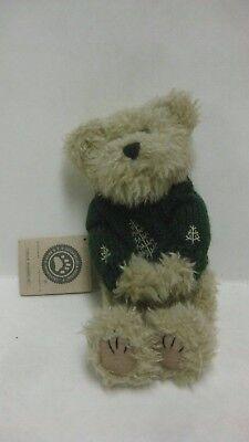 Boyds Aufstrebend Seltener Hms Boyds Bär Chuck Woodbeary Klassisches Teddy Von J.b.bohnen 85-97 ZuverläSsige Leistung Spielzeug