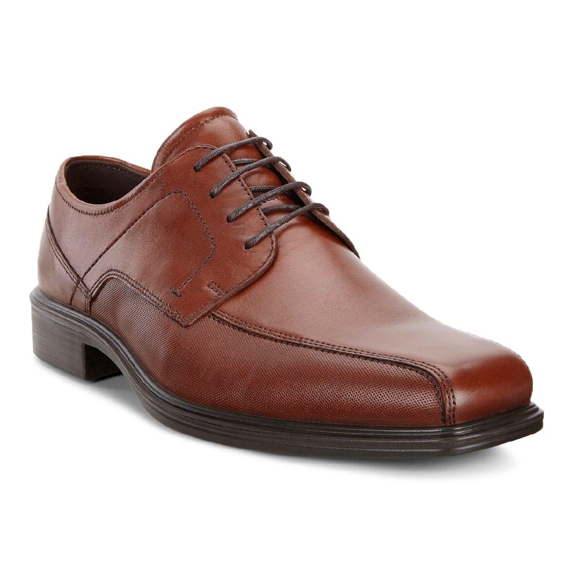 Descuento de la marca Ecco johannesburgo Men zapatos caballero zapato bajo ejecutivo cognac 623544-01053