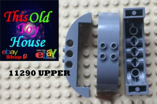 LEGO 11301 or 11290 BOW UPPER OR BOW BOTTOM 2X8X2 CHOICE OF COLOR//TYPE pre-owned