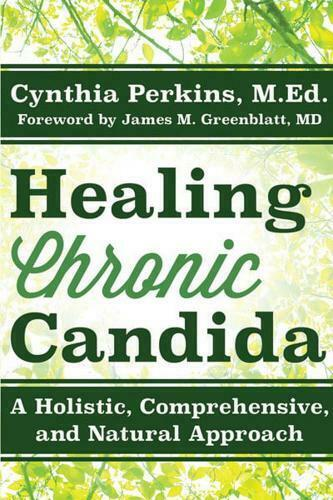 Healing Chronic Candida by Cynthia Perkins (author)