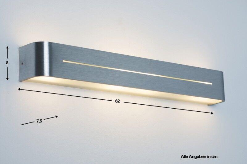 Applique da ingresso luci w alluminio alluminio alluminio