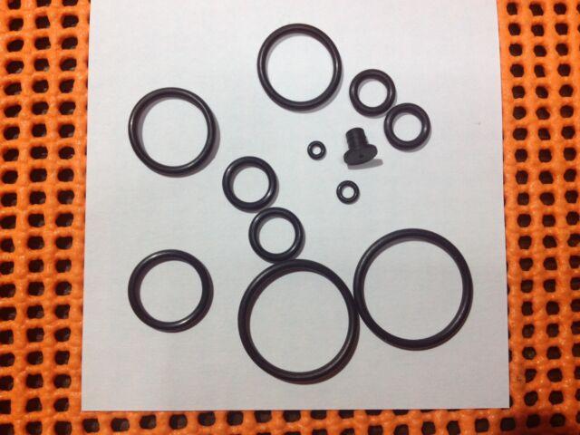 1 x Ersatzteile Apeks O² in Viton reiner Sauerstoff TX, CTX, ATX, XTX 2.nd stage
