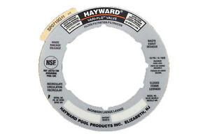 Hayward Sand Filter Valve Label Plate Sticker Part Spx0710g