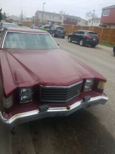 1978 Ranchero 3900 or trade for. Gm product SUV  351 modified.