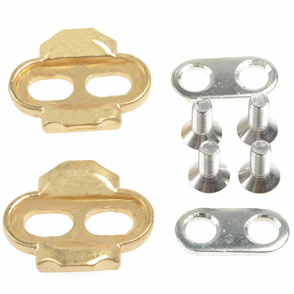 43d7d1384a77 Crank Brothers Original Premium Pedal Cleats Fits Eggbeater Candy Mallet  Smarty 2 2 of 6 ...