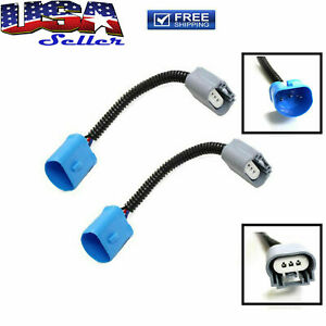 9007 to H13 Conversion Connector Wire Harness Plug For Dodge Ram Ford F250 350