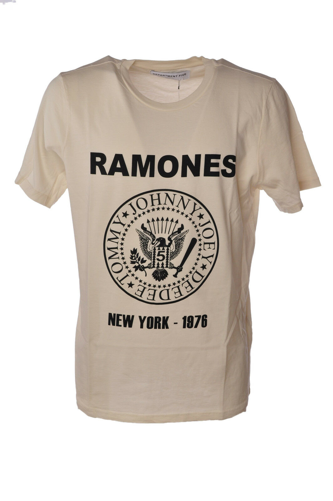 Department 5 - Topwear-T-shirts -  Herren - Bianco - 3489411M183512