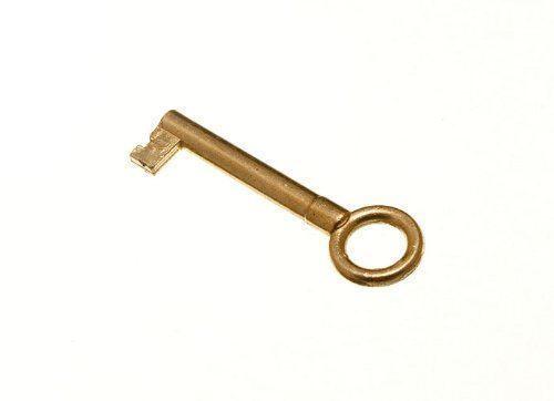 Spare Key Wardrobe Cabinet Door Cupboard Lock Drawer Replacement Gold Home DIY
