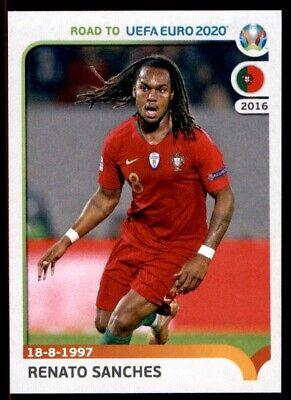Road to EM 2020 Portugal Sticker 238 Renato Sanches