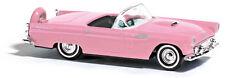 Busch 45233, Ford Thunderbird Cabrio rose, H0 Fertigmodell 1:87