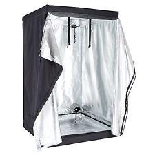 "48""x48""x78""600D Indoor Grow Tent Room Reflective Mylar Hydroponic Non Toxic Hut"