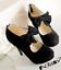 Women-High-Heels-Stilettos-Bowknot-Platform-Suede-Party-Cocktail-Sexy-Pumps-Shoe thumbnail 13
