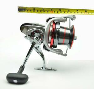 Saltwater spinning fishing reel 10000 14 1bb catfish for Tuna fishing reels