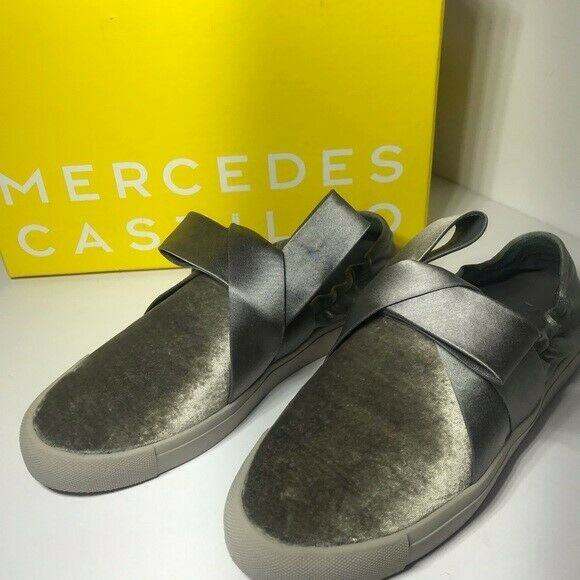db33e0e7f89db NIB MSRP MSRP MSRP 425 Mercedes Castillo MC-Jamilla Slip On Sneakers 3a98cf