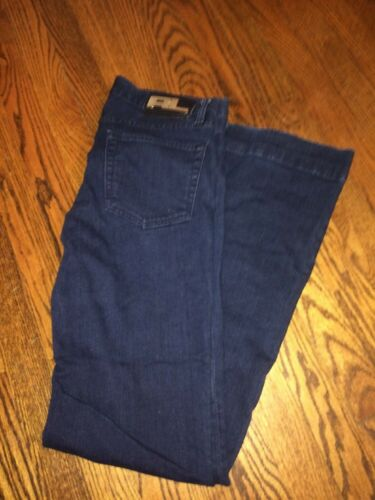 Maat Jeans Stretch Lauren Bootcut 28 Ralph Slim Denim Dark Denim Dames HnaznR7qwx