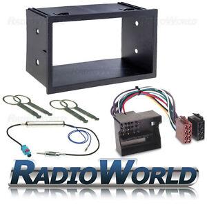 T5-Transporter-Vw-Doble-Din-Stereo-Surround-Kit-de-montaje-fascia-wiring-adaptor