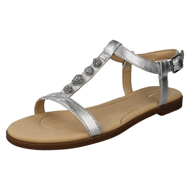 Buy Clarks Bay Blossom Flat Sandals For Women Online