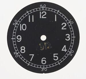 WALTHAM-BULOVA-US-6B-AM-WRISTWATCH-DIAL-W169