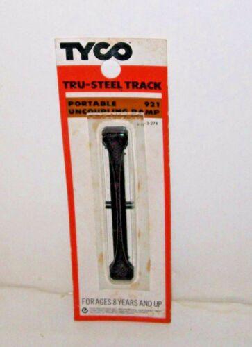 Vintage 1978 Tyco Portable Uncoupling Ramp Tru-Steel Track Uncoupler 921 NOS