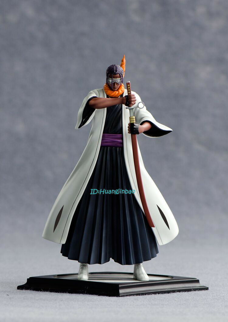 FOC Bleach Tousen Kaname Figurine Model Resin Statue Painted 1 6 Scale Pre-sale
