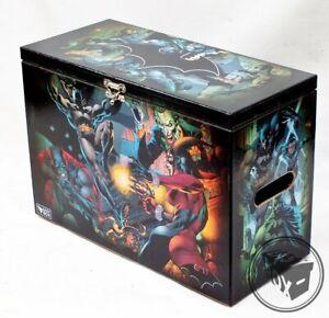 Large-Comic-Book-Hard-Storage-Box-Chest-MDF-Batman-Hush-Jim-Lee