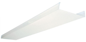 4 Ft Lithonia Ceiling Light Fixture Cover Replacement Lens ...