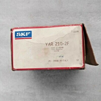 SKF YAR 210-2F Bearing Only Insert Bearing steel