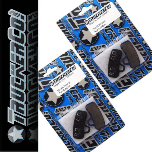 Sintered Hayes Stroker Ace Disc Brake Pads 8 Pads MTB DH XC Mountain 4 Pairs