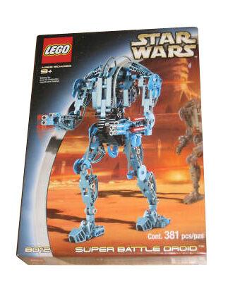 BATTLE DROID COMMANDER FIGURE RARE 9515-2012 GIFT NEW LEGO STAR WARS