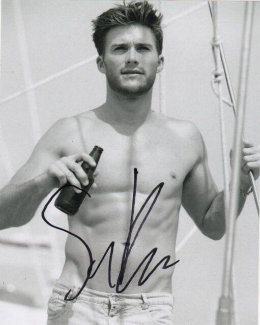 Scott Eastwood Autographed Signed 8x10 Photo COA