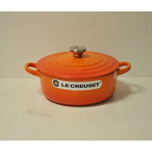 Le-Creuset-firma-ghisa-casseruola-rotonda-18-cm-vulcanica