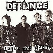 Defiance - Out of the Ashes (CD 2008) NEW/SEALED