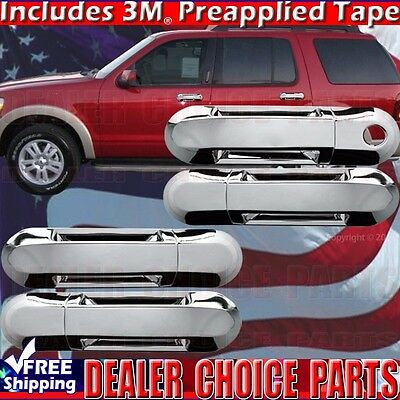 2002-2010 MERCURY MOUNTAINEER CHROME DOOR HANDLE COVER
