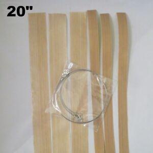 20-034-Round-Wire-Replacement-Impulse-Sealer-Heat-Element-Seal-amp-Cut-Teflon-3-Pack