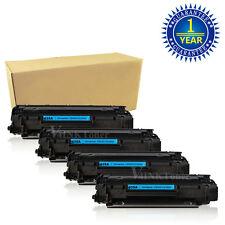 4 PK CB435A 35A Toner Cartridge for HP LaserJet P1002 P1003 P1004 P1005 P1009