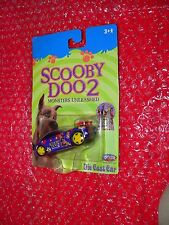 Scooby Doo 2 Monsters Unleashed Joy Ride blue diecast car